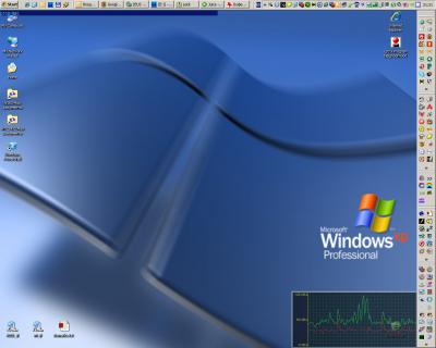 My WinXP Desktop